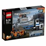 LEGO Technic Kaubasadam 631 elementi