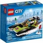 LEGO City Kiirpaat 95 elementi