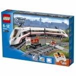 LEGO City Kiirreisirong 610 elementi
