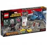 LEGO Super Heroes Superkangelaste kodusõda 807 elementi