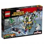 LEGO Super Heroes Spider-Man: Doc Ocki kombitsalõks 446 elementi