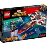 LEGO Super Heroes Avenjeti kosmosemissioon 523 elementi