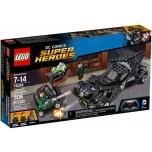 LEGO Super Heroes Krüptoniittõkestus 306 elementi