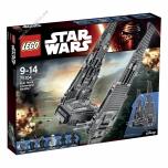 LEGO Star Wars KyloRen`s Command Shuttle 1005 elementi