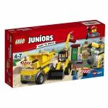 LEGO Juniors Lammutustööplats 175 elementi