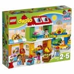 LEGO City Linnaväljak 1683 elementi