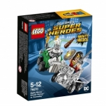 LEGO Super Heroes Võimsad mikrod:Wonder Woman vs Doomsday 85 elementi UUS!