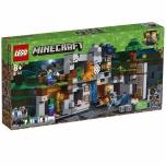 LEGO Minecraft Seiklused aluspõhjas 644 elementi