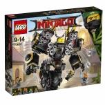 LEGO Ninjago Maavärinakoletise robotsõiduk 1202 elementi