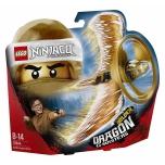 LEGO Ninjago Kuldne draakoni isand 92 elementi