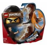 LEGO Ninjago Cole-draakoni isand 92 elementi