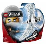 LEGO Ninjago Zane-draakoni isand 92 elementi