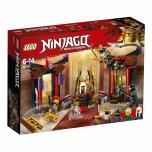 LEGO Ninjago Vastasseis troonisaalis 221 elementi