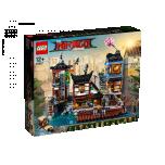 LEGO Ninjago Linnadokid 3553 elementi