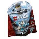 LEGO Ninjago Spinjitzu Zane 109 elementi