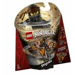 LEGO Ninjago Spinjitzu Cole 117 elementi