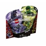 LEGO Ninjago Spinjitzu Lloyd vs. Garmadon 208 elementi
