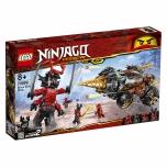 LEGO Ninjago Cole´i maapuur 587 elementi