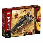LEGO Ninjago Cole'i krossiratas 212 elementi