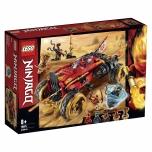 LEGO Ninjago Katana-maastur 450 elementi