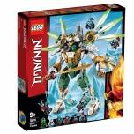 LEGO Ninjago Lloydi titaanrobot 876 elementi