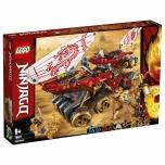 LEGO Ninjago Maalaev 1178 elementi