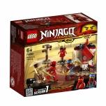 LEGO Ninjago Kloostritreening 122 elementi