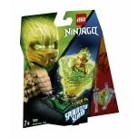 LEGO Ninjago Spinjitzu löök – Lloyd 70 elementi