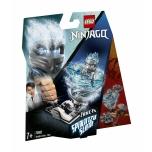 LEGO Ninjago Spinjitzu löök – Zane 63 elementi