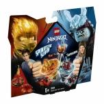LEGO Ninjago Spinjitzu löök – Kai vs. Samurai