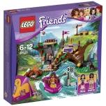 LEGO Friends Seikluslaagris parvetamine 320 elementi