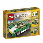 LEGO Creator Roheline patrullauto 122 elementi
