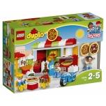 LEGO Duplo Pitsakohvik 57 elementi