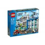 LEGO City Politseijaoskond 854 elementi