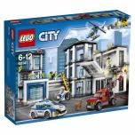 LEGO City Politseijaoskond 894 elementi