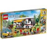 LEGO Creator Puhkusetuur 792 elementi