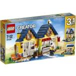 LEGO Creator Rannamaja 286 elementi