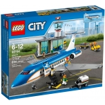 LEGO City Lennujaama reisiterminal 694 elementi