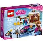 LEGO Disney Princess Anna ja Kristoffi saaniseiklus 174 elementi