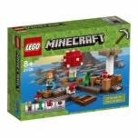 LEGO Minecraft Seenesaar 247 elementi