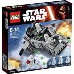 LEGO Star Wars First Order Snowspeeder 444 elementi