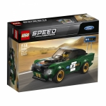 LEGO Speed Champions 1968 Ford Mustang Fastback 183 elementi