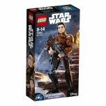 LEGO® Star Wars™ Constraction Han Solo™ 101 elementi