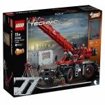 LEGO Technic Konarliku maastiku kraana 4057 elementi