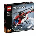 LEGO Technic Päästehelikopter 325 elementi