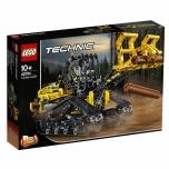 LEGO Technic Roomiklaadur 827 elementi