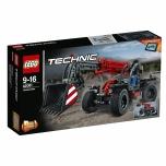 LEGO Technic Teleskooplaadur 260 elementi
