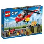 LEGO City Tuletõrjekomando 257 elementi
