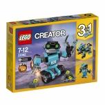 LEGO Creator Uurimisrobot 205 elementi