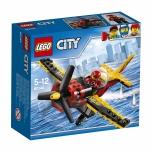 LEGO City Võidusõidulennuk 89 elementi